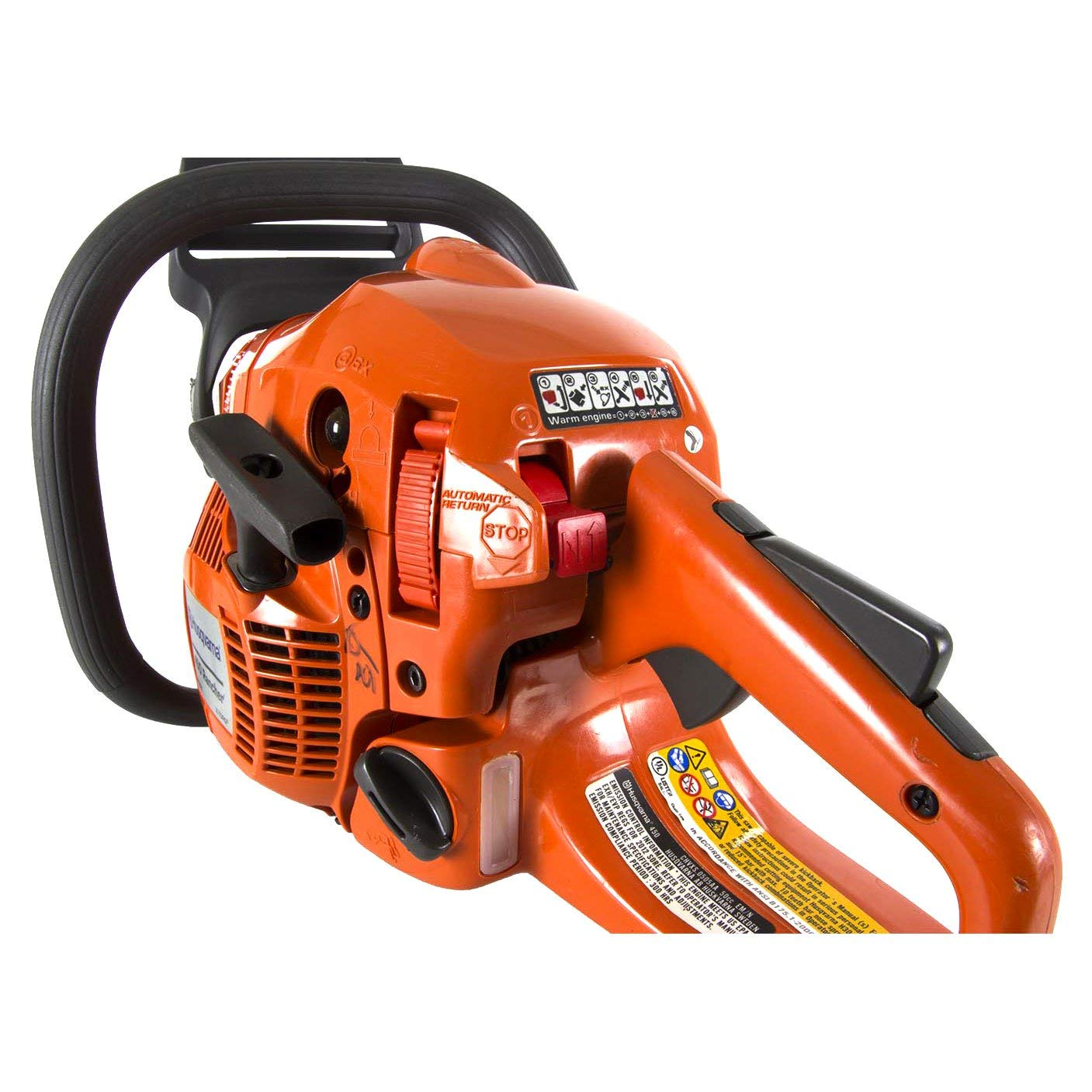 """Amazon.com : Husqvarna 450 20"""" 50.2cc Gas Powered 2 Cycle Chainsaw  (Certified Refurbished) (2 Pack) : Garden & Outdoor"""