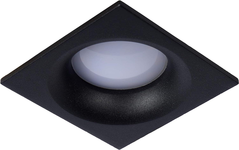 Nero Lucide 09924//01//30 Faretto da Incasso Alluminio 5 W