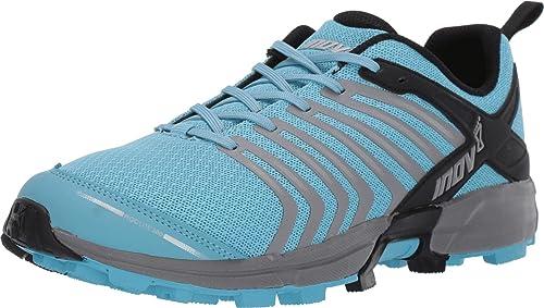 Inov8 Damen Roclite 300 Outdoorschuhe Laufschuhe Sneaker Blau Grau Trekking