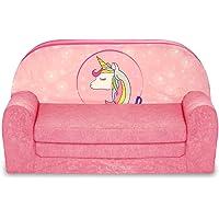 FORTISLINE–Sofá Mini para niños Unicornio w386_ 44