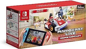 Mario Kart Live Home Circuit - Mario Set - Nintendo Switch