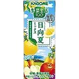 カゴメ 野菜生活100 日向夏ミックス 195ml ×24本