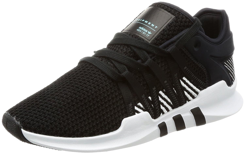 Adidas EQT Racing ADV W, Zapatillas de Deporte para Mujer 36 EU|Negro (Negbas/Negbas/Ftwbla)
