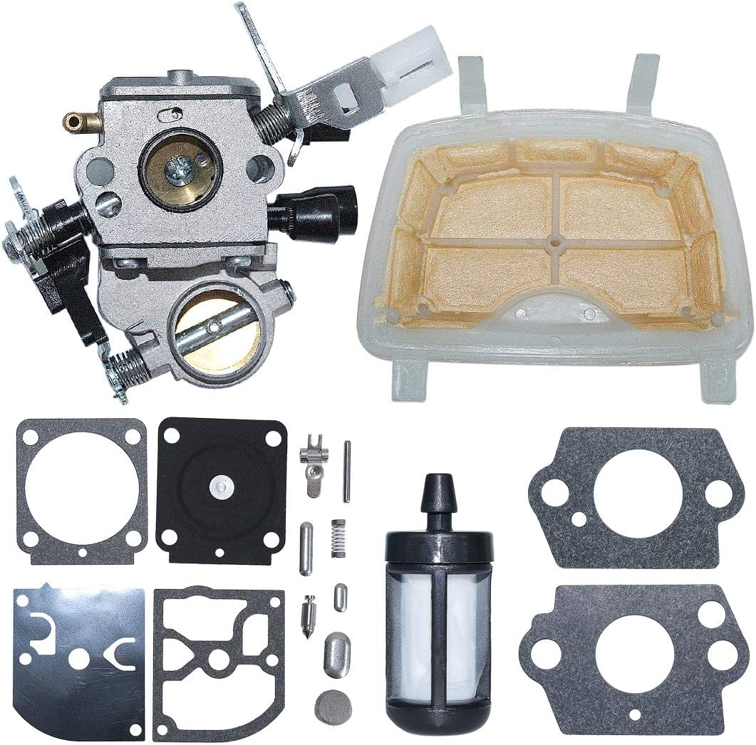 Carburetor Tune Up Kit For Stihl MS171 MS181 MS211 Carb Chainsaw ZAMA C1Q-S269