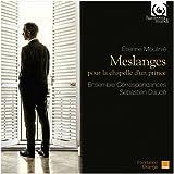 MOULINIE. Meslanges. Ensemble Correspondances/Dauce