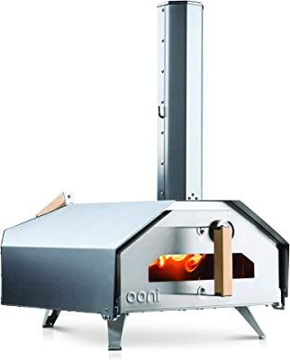 Ooni Pro 16 Outdoor Pizza Oven, Pizza Maker, Wood-fired Pizza Oven, Gas Oven, Award Winning Pizza Oven