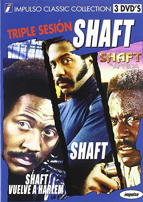 Pack Shaft [DVD]: Amazon.es: Varios: Cine y Series TV