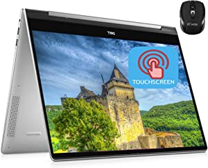 "2020 Flagship DELL Inspiron 17 7000 2 in 1 Laptop 17.3"" FHD Touchscreen Intel 4-core i7-10510U 32GB RAM 1TB SSD MX250 2GB Backlit Thunderbolt FP HD Webcam Win10 + iCarp Wireless Mouse"