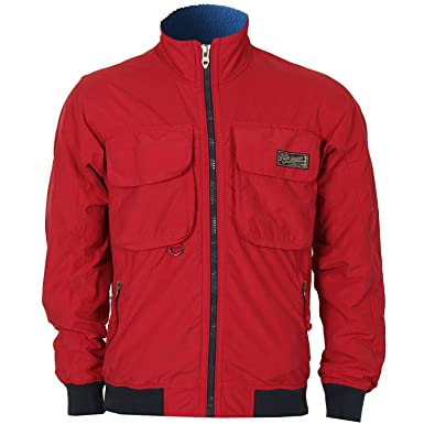 Polo Ralph Lauren - Chaqueta - para Hombre Rojo Rosso Small ...