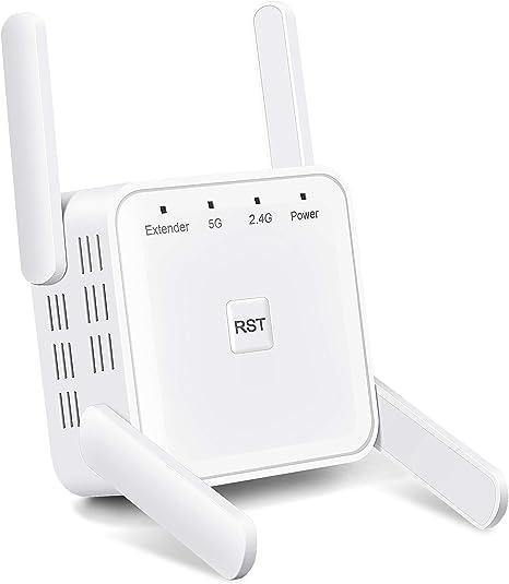 WiFi Extender Signal Booster 4 External