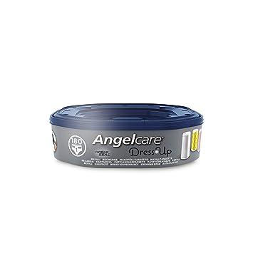 Angelcare Recharges Dress Up lot de 9 recharges octogonale 30 Lingettes Milton