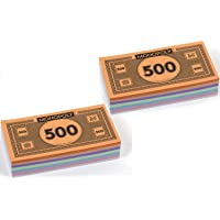 Mono 2 Sets of 60 of Each Bill Denomination in Mixed Colors: $1, $5, $10, $20, $50, $100, and $500