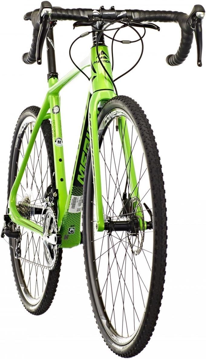 Merida Cyclo Cross 5000 - Bicicletas ciclocross - verde/negro Tamaño del cuadro 53 cm 2016: Amazon.es: Deportes y aire libre