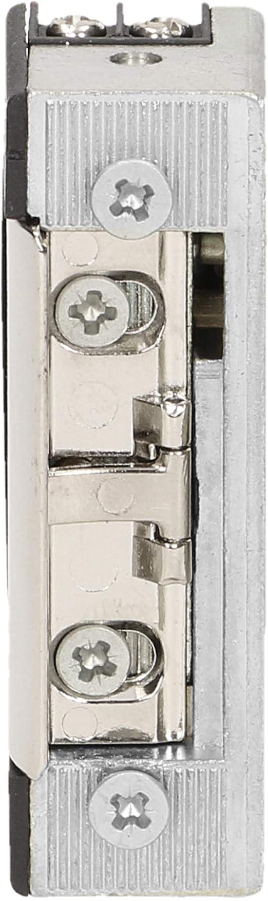 ORNO Cerradura Electrica Para Puerta Izquierda y Derecha, Ajuste De Rigidez 8-14V AC/DC (Memoria): Amazon.es: Bricolaje y herramientas