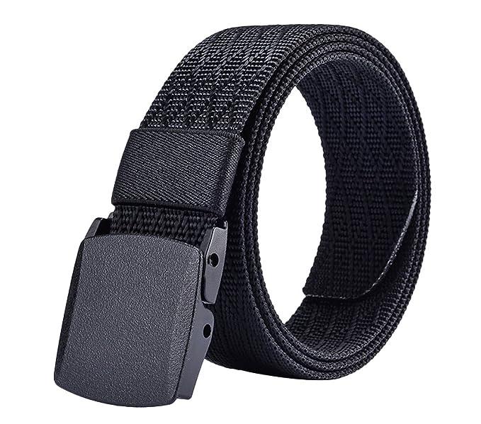 Amazon.com: eachever hombre Militar Táctico Web Cinturones ...