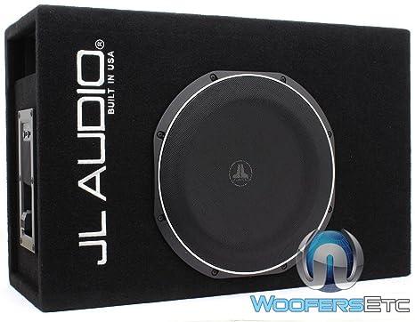 JL Audio acp112lg-tw1 400 W MicroSUB + Amplificador Subwoofer ported-enclosure sistema con