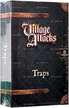 Village attackcs trampas 3d castellano