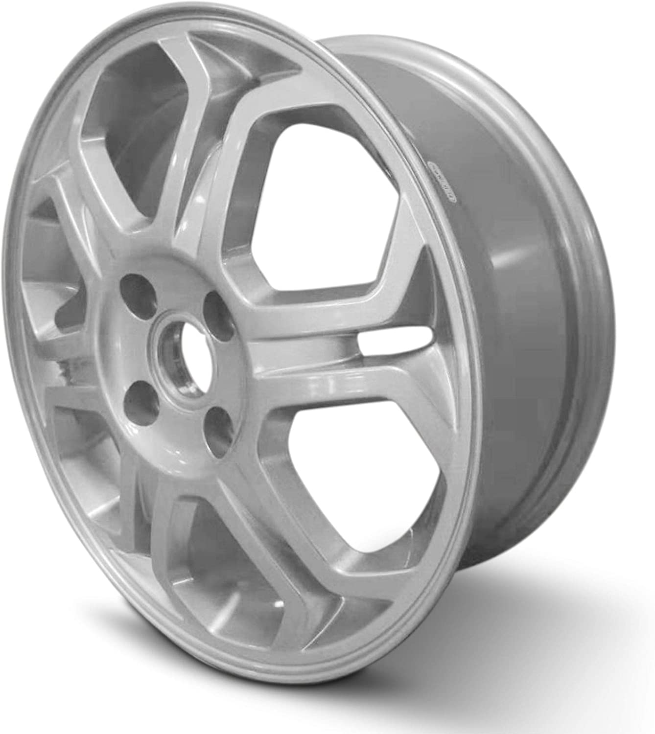 Wheels & Tires Exact OEM Replacement Road Ready Car Wheel for 2008 ...