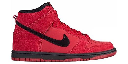 Boys' Nike Dunk High (PS) Pre-School Shoe