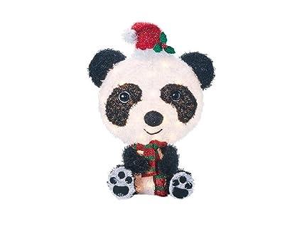 Amazon.com: Everstar, Ltd. 26 in Tall Light-Up Fluffy Panda ...