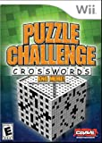 Puzzle Challenge: Crosswords & More! (Nintendo Wii)