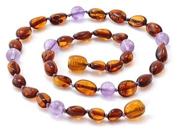 Lot 3 belle NATURAL BALTIC AMBER Bracelets