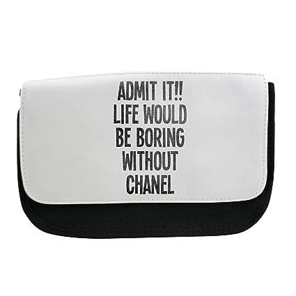 Admit it. Vida sería aburrido sin Chanel Estuche, maquillaje ...