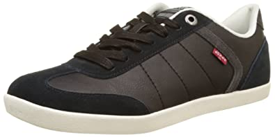 Hommes Loch Baskets Bas-top Levi 6Kxwx1