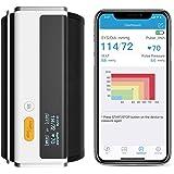 Wellue Armfit Plus™ Blood Pressure Monitor Bluetooth, Upper Arm Cuff, Accurate Digital BP Machine, Heart Health Monitoring De
