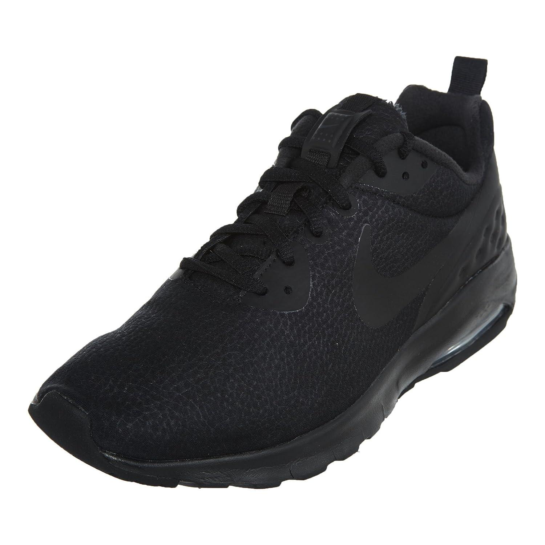 Nike Herren Air Max Motion Lw Prem Gymnastikschuhe, Nero  44.5 EU|Schwarz