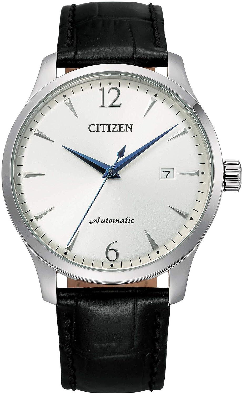 Relojes CITIZEN osolo Tiempo Automtico Clsico de Hombre NJ0110-18A