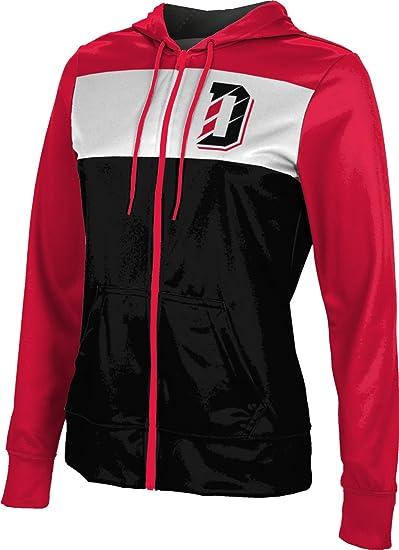 ProSphere Dixie State University Girls Zipper Hoodie Digital School Spirit Sweatshirt