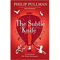 Subtle Knife by Philip Pullman - Paperback