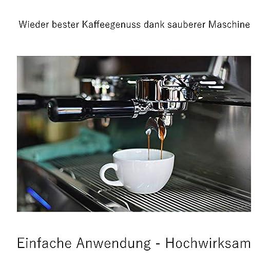 TronicXL - Limpiador antical compatible con Dolce gusto Nespresso ...