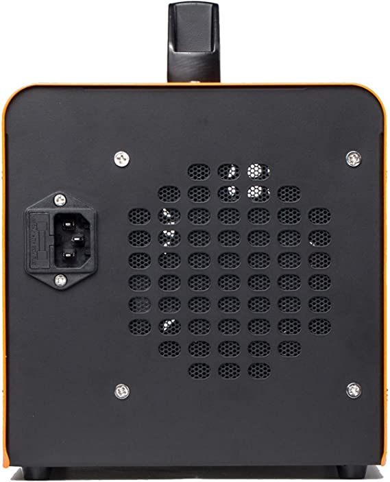 ELINP generador de ozono industrial de 10.000 mg/h de alta capacidad comercial, purificador de aire para el hogar, purificador de aire ionizador, desodorante para ...