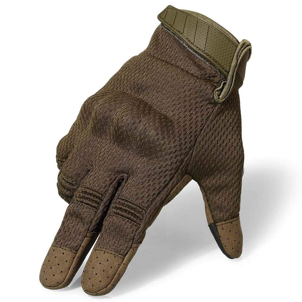 Befreien Handschuhe Camo Taktische Handschuhe Army Military Combat Airsoft Fahrrad Outdoor Radfahren Schie/ßen Paintball Jagd Vollfingerhandschuh