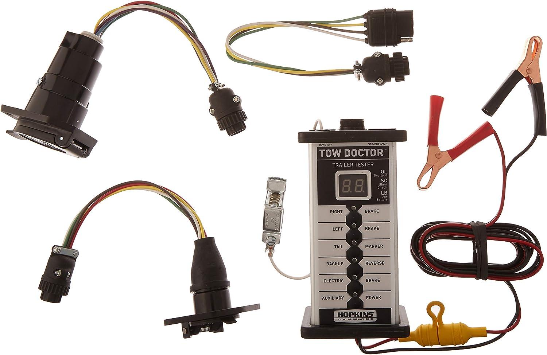 Hoppy 50928 Trailer Wire Harness Test Unit