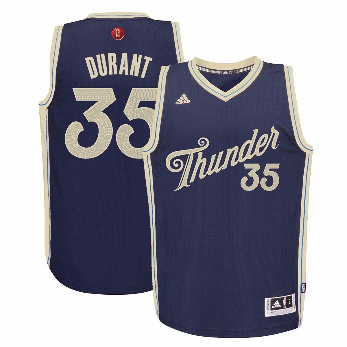 Amazon.com: adidas Russell Westbrook #0 Oklahoma City Thunder NBA ...