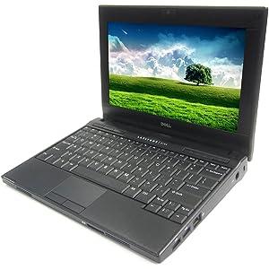 Dell Latitude Black 2100 Atom 1.6GHz Processor 2GB Memory 60GB Hard Drive Genuine Windows 7
