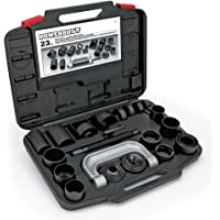 Deals on Powerbuilt 648617 23 Piece Ball Joint and U Joint Service Set