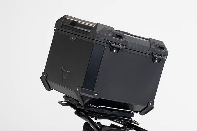Nero 1 SW-Motech gpt.00.152.35000//B kit per Street Adattatore Piastra su Adventure Rack