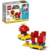 LEGO 71371 Power-uppakket: Propeller-Mario Uitbreidingsset Vlieg- en Zweefkostuum, Collectors Item voor Kinderen vanaf 6…