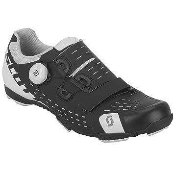 Scott MTB Comp RS Damen Fahrrad Schuhe schwarz/silber 2018: Größe: 39 FGjg5x4
