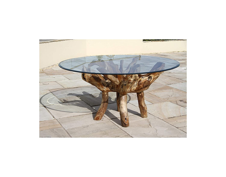 Inspiring Furniture Ltd Reclaimed Teak Root 18m Dining Table