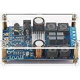 Bluetooth Amplifier Board, DROK Digital Amplifier Wireless BT 3.0/4.0/4.1 Audio Amp Board Headphone 2 Channel 50W+50W Small Amplifier Module with Protective Shell