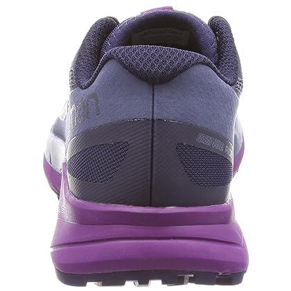 84c612d5b6a1 ... Salomon Sense Ride Trail Running Shoe - Women s Evening Blue Crown  Blue Grape Juice ...