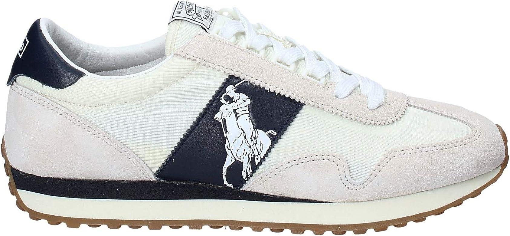 Polo sport 809755192003 Zapatos Hombre Blanco 42: Amazon.es ...