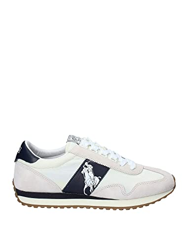 Polo sport 809755192003 Zapatos Hombre Blanco 41: Amazon.es ...