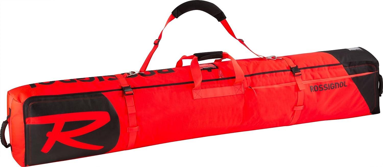 Rossignol Hero 2/3 P 200 - Bolsa de esquí con Ruedas (Talla única), Color Rojo y Negro SLNLUGGAG8CPZ01