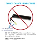 Tenergy Airsoft Battery 8.4V 1600mAh NiMH Stick